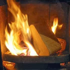 Viên nén mùn cưa giúp cho nhà bạn ấm áp trong những ngày mùa đông.